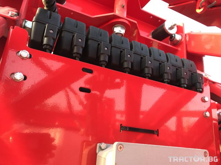 Пръскачки Пръскачка AGROMEHANIKA, модел AGS 2500/3000 EN-HP с 18, 21 и 24 метра 9 - Трактор БГ